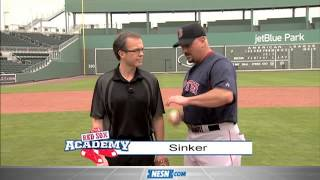 Red Sox Academy -- Sinker