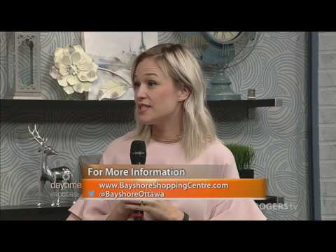 Bayshore Shopping Centre talks about the Power of Pink on daytime Ottawa