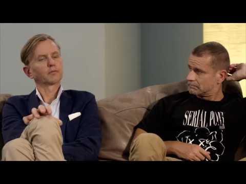 Max Raabe - Der perfekte Moment - Guten Tag, liebes Glück (Interview)