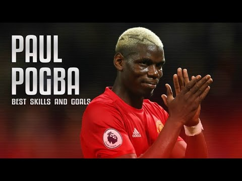 Paul Pogba Skills And Goals: Old Town Road