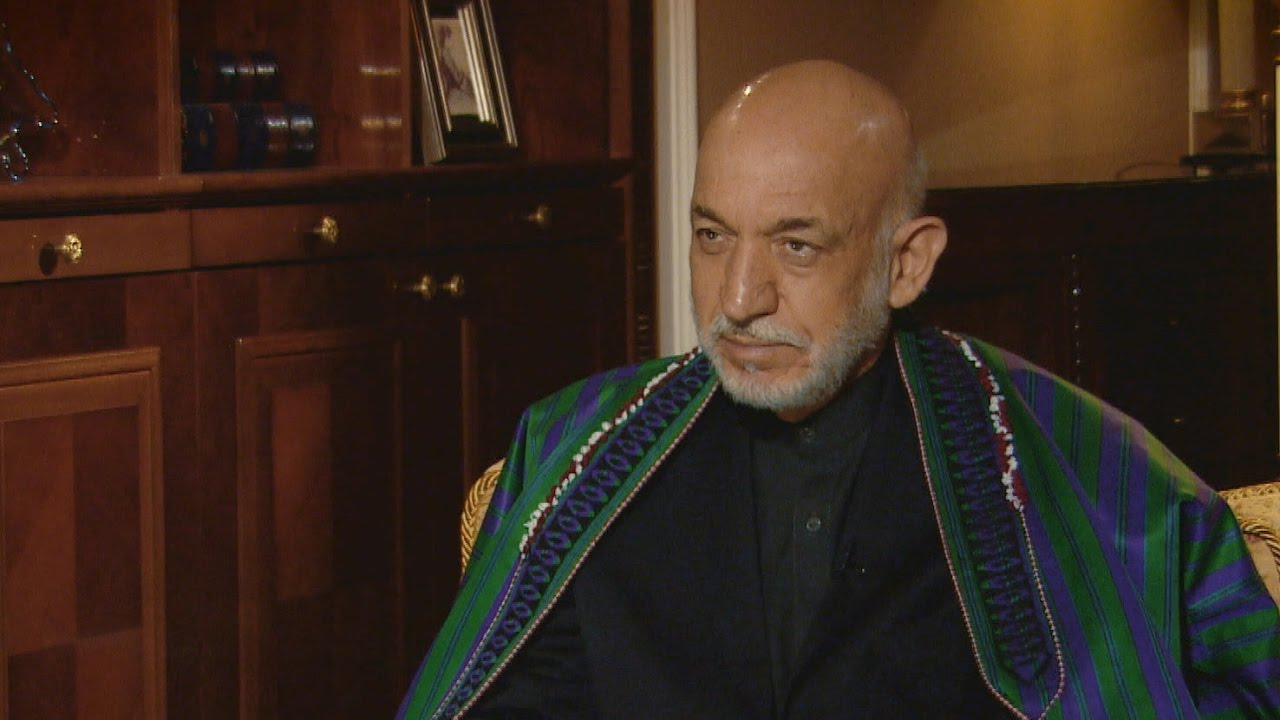 Бывший президент Афганистана о войне и мире в своей стране