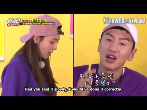 Image of: Kang Gary Running Man Ep 388 Lee Kwangsoo Lee Da Hee Funny Chemistry Running Man Ep 388 Lee Kwangsoo Lee Da Hee Funny Chemistry Youtube