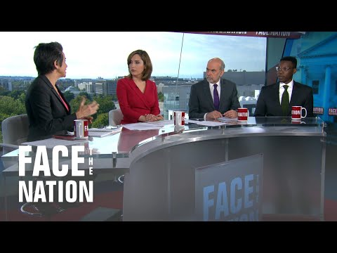 Face The Nation: Ted Cruz Toluse Olorunnipa Gerald Seib and Amy Walter