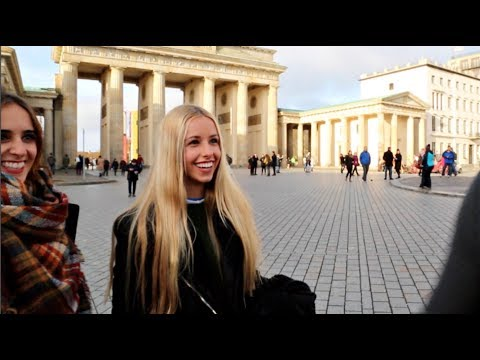 Amazing Berlin Street Magic Impresses Girls! Daniel Fernandez