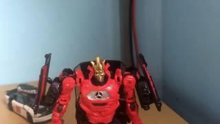 Transformers Age of Destruction (Trailer) A Stop Motion Film