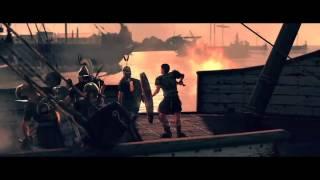 Total War  ROME II  - E3 2013 Клеопатра
