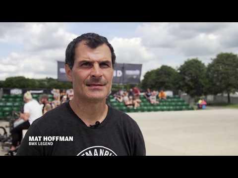 Mat Hoffman on  Vert