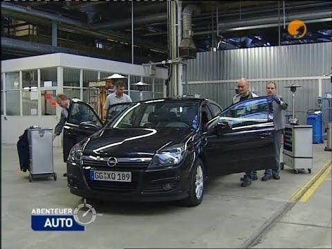 Opel Astra H 1.9 CDTI - 200.000km Test