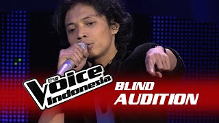 "Irwan Saputra ""Make You Feel My Love"" I The Blind Audition I The Voice Indonesia 2016"