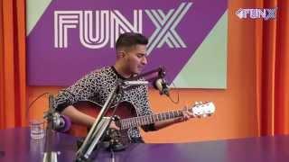 Arjun performing live at FunX
