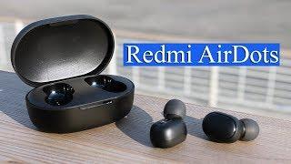 redmi AirDots - новые и самые доступные в своей линейке беспроводные наушники от Xiaomi