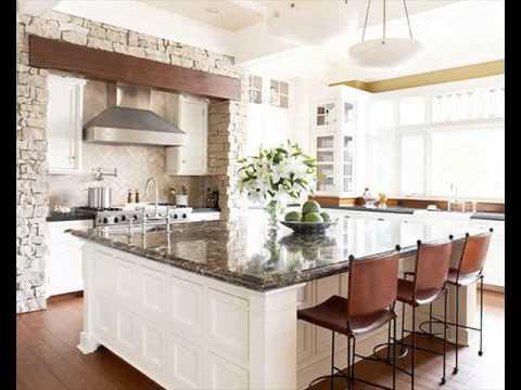 Desain Dapur Dengan Batu Alam Desain Interior Dapur Minimalis