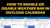 FIX !!! OUTLOOK CALENDARS ARE NOT PRINTING IN COLOR - YouTube
