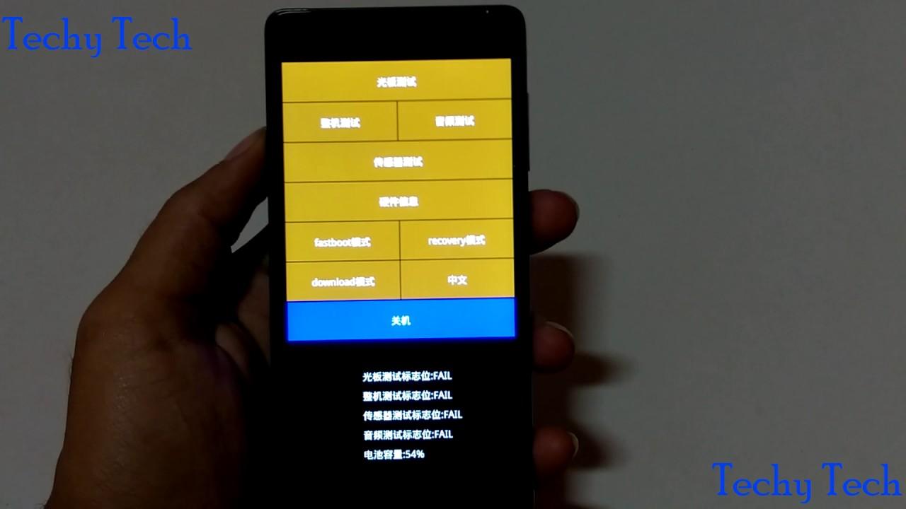 XIAOMI REDMI 3 Amp 3s PRIME HARD RESET