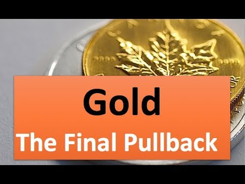 Gold & Silver Price Update - January 17, 2018 + Gold Final Pullback