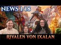 Magic News 1-18 Rivalen von Ixalan deutsch traderonlinevideo MTG Trader TOV trader-online.de
