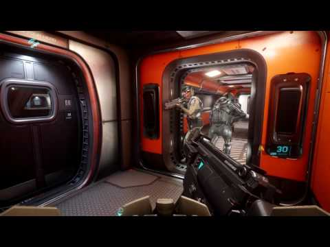Star Citizen 2.6 & Star Marine | FPS Stabilization & Animations