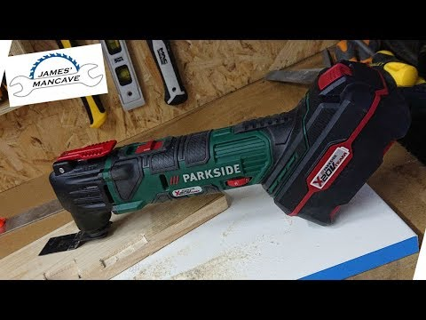 Parkside/Lidl Multi Purpose Tool - Is It Any Good? #019