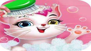 Cute Cat - My 3D Virtual Pet - adopt a little cat - game cat