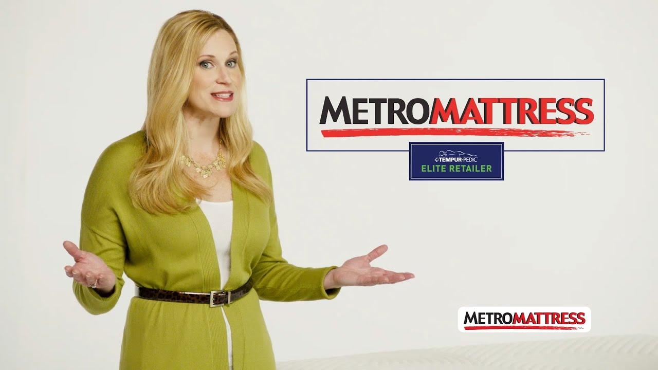 """Metro Mattress """"Tempur Pedic Elite Retailer"""""""