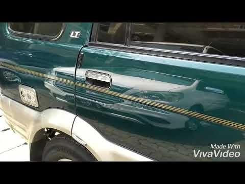 Di Jual Chevrolet Tavera 2002