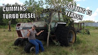 Download WILL IT START Episode 1! Case 1896 Tractor! Mp3 and Videos