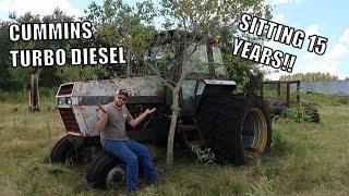 WILL IT START Episode 1! Case 1896 Tractor!