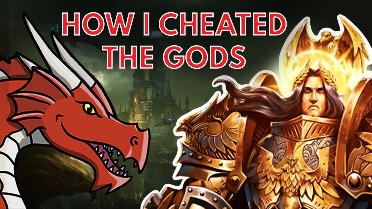 How I Cheated the Gods | r/RPGHorrorstories