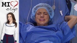 ¡Nacen las gemelas de Ana y Fernando! | Final de Mi corazón es tuyo - Televisa