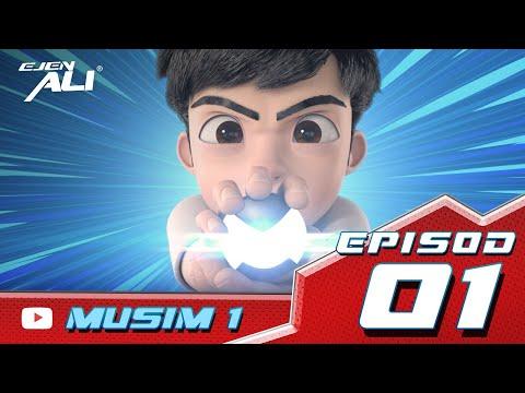 Ejen Ali Episod 1 - Misi : IRIS