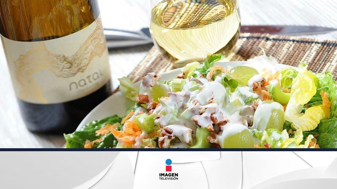 Receta de ensalada de nopales, chayote y manzana verde ...