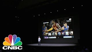 Apple Shows Off New 4K-Enabled Apple TV Boxes | CNBC