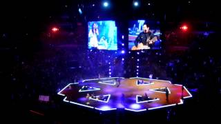 Hosanna (Be Lifted Higher) - Hillsong Conference 2012 - Sidney Mohede