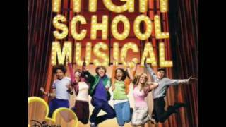 High School Musical - Bop To The Top - Karaoke