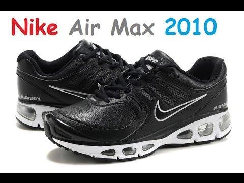 Отличные кожаные кроссовки Nike Air Max 2010 с Taobao - YouTube 6d66b9b8ad1