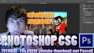 Nederlandse Photoshop Tutorial - Thumbnails maken