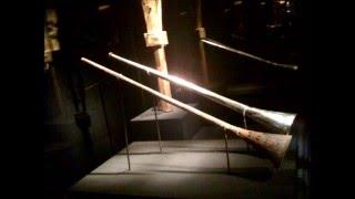 King Tutankhamun's Trumpets played after 3000+ Years