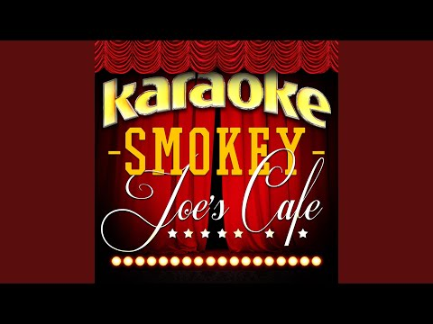 Don Juan (In the Style of Smokey Joe's Cafe) (Karaoke Version)