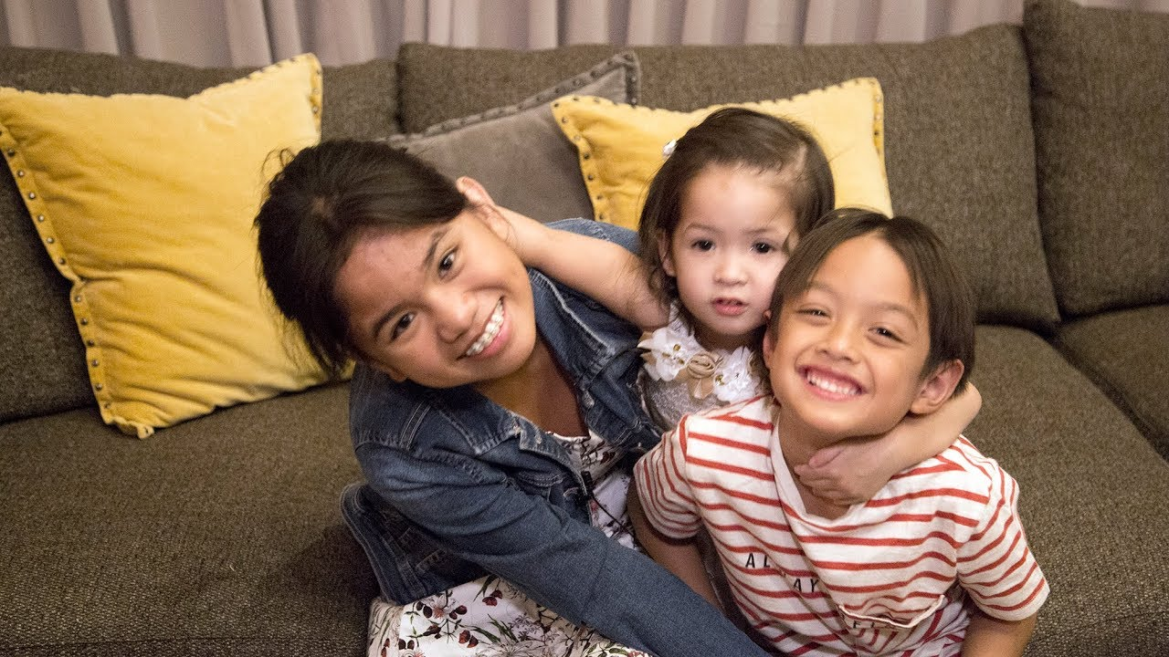 Juday Surprised By Her Kids With A Beautiful Birthday Gift
