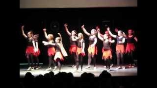 2012 Christmas Ballet Dance Joy to the World