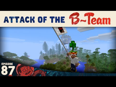 Minecraft :: A New Mission! :: Attack of the B-Team E87