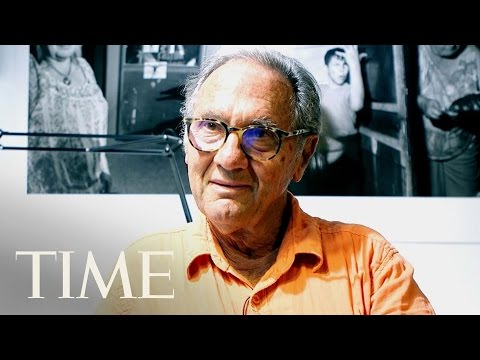 Larry Fink On Photography: 'If You Don't Take A Chance, You Don't Get A Chance' | First Take | TIME