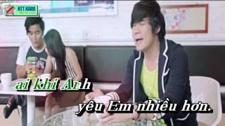 [Karaoke - beat] Biết Đâu Một Ngày - Khánh Phương
