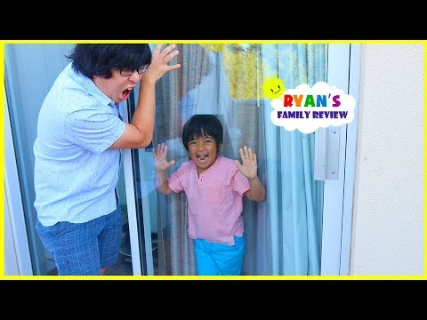 Ryan locked Daddy Out of the Room!!! Mp3
