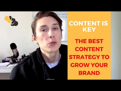 Best Content Strategy to Grow Your Brand   Your Charisma