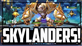 Skylanders™ Ring of Heroes for MOBILE - GLOBAL Release!