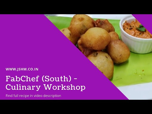 FabChef (South) - Culinary Workshop at JSHM