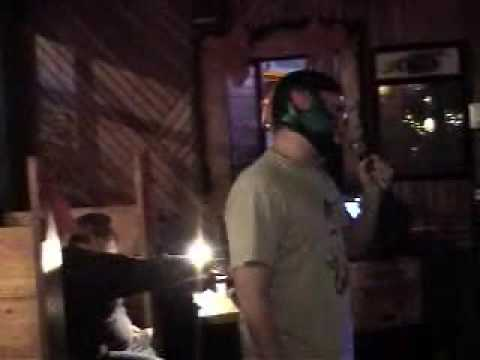 karaoke 1 particle man
