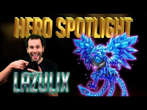 LAZULIX | Hero Spotlight! Castle Clash