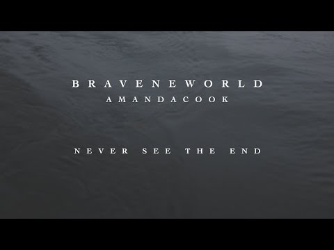 Never See The End (Official Lyric Video) // Brave New World // Amanda Cook